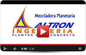 video mezcladora planetaria sicoma mp altron